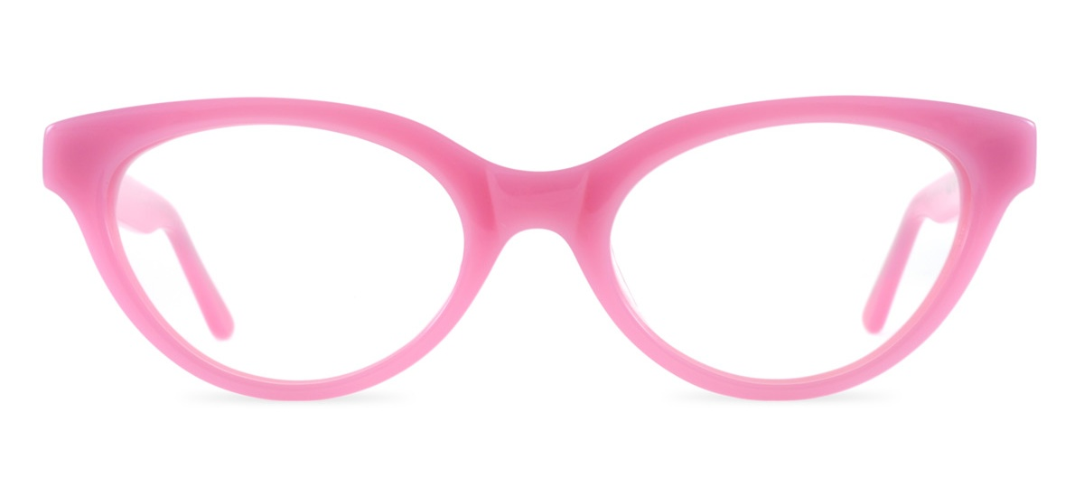 Nara - Prescription Glasses - Rose Pink Bespecd Eyewear ...