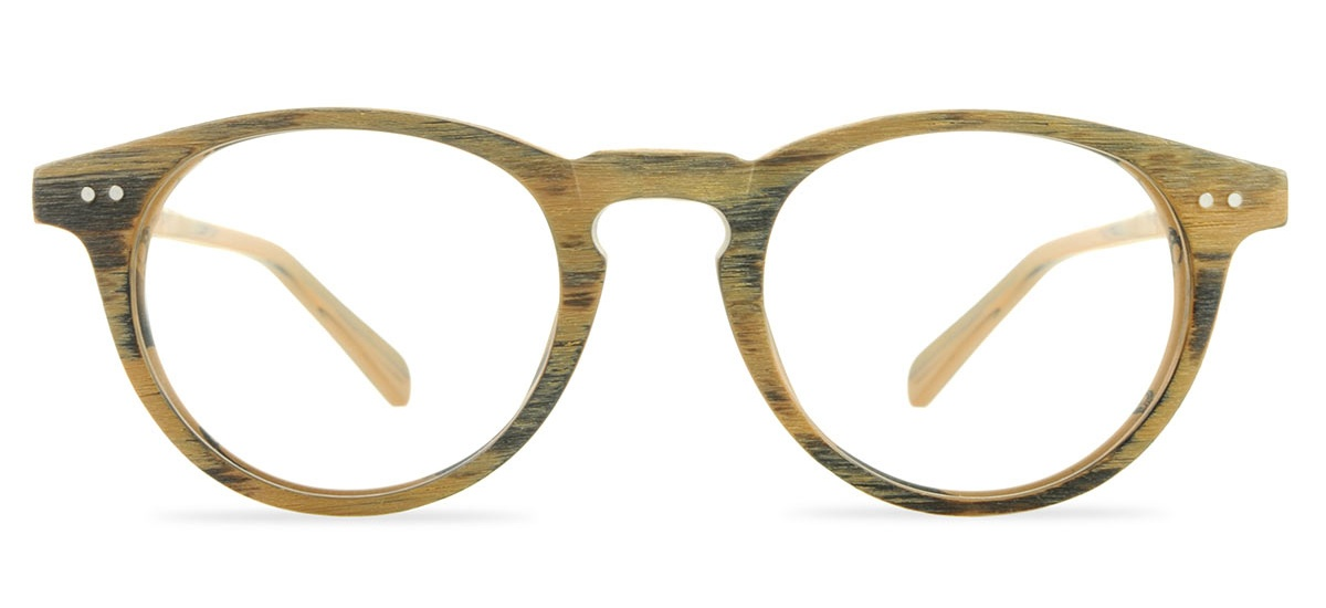 round wood glasses - Wooden Glasses Frames