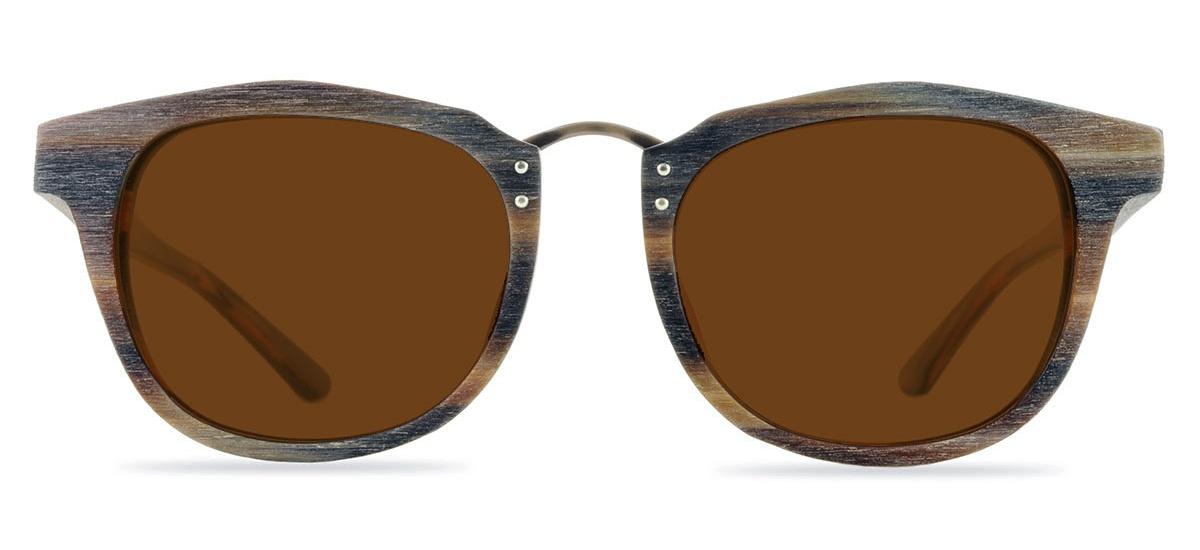 Custom Wood Sunglasses - Spirit Frame in Sandalwood ...