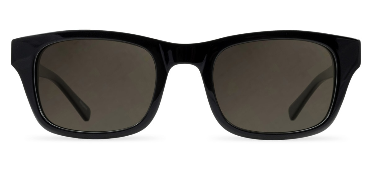 Brooklyn - Sunglasses - Midnight Black Bespecd Eyewear ...