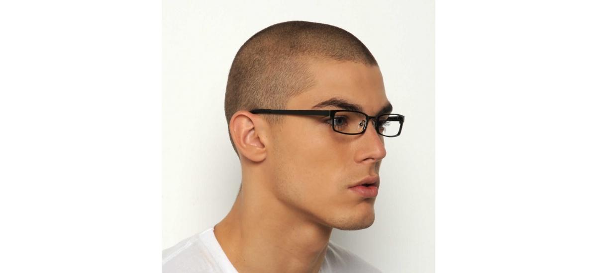 Lancaster - Prescription Glasses - Black Matte Bespecd ...