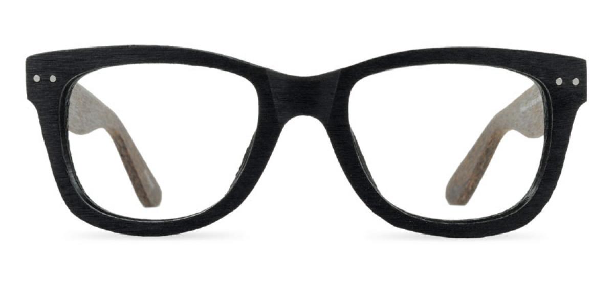 Glasses Frame En : Wooden Prescription Glasses images