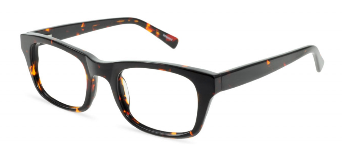 Brooklyn - Prescription Glasses- Dark Tortoise Bespecd ...