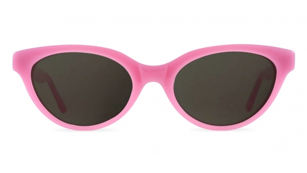 Pink Cat Eye Sunglasses