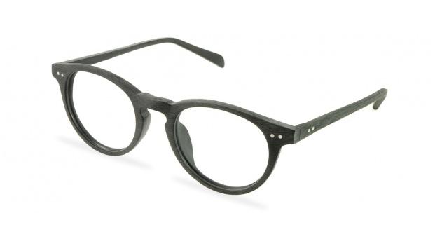 Wood Frame Glasses