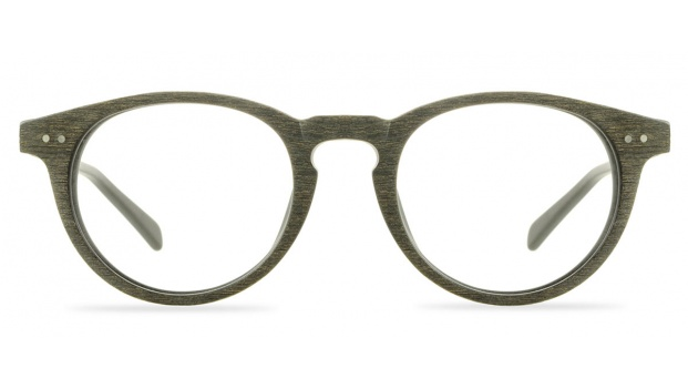 Prescription Wood Glasses