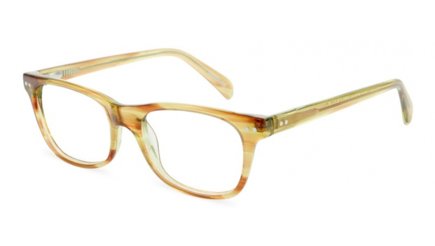 Small Brown Glasses