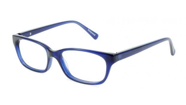 Blue Glasses Frames