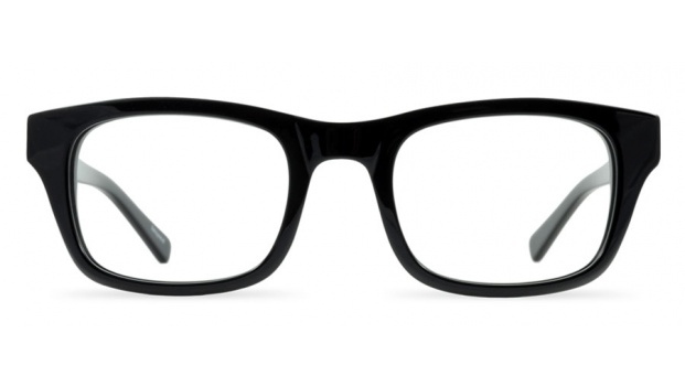 Brooklyn - Prescription Glasses- Midnight Black Bespecd ...