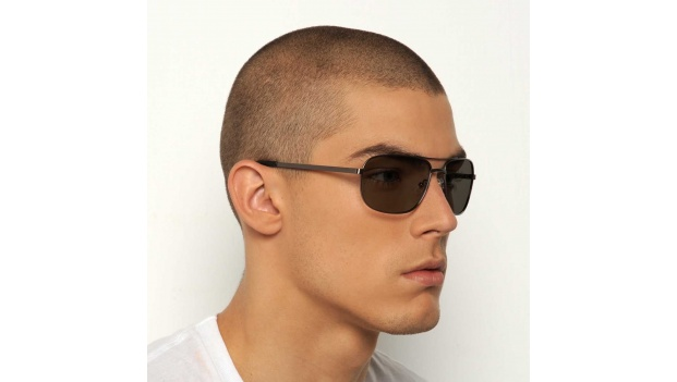 Square Aviator Prescription Sunglasses