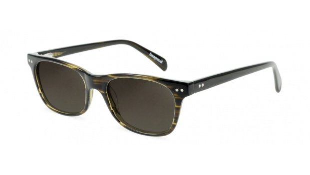 Olive Bark Sydney Sunglasses