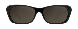 Black and White Cat Eye Sunglasses