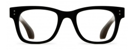 Wooden Spectacles with Black Front