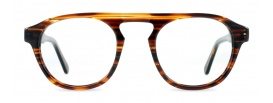 Retro Round Aviator Spectacles
