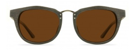 Sunglasses Wooden Frame with Metal Accent