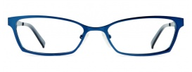 Blue Metal Spectacles