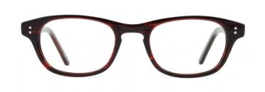 Burgundy Spectacle Frame
