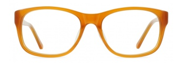 Orange Glasses Frame