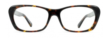 Dark Tortoise Cat Eye Glasses