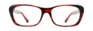 Red Cat Eye Glasses