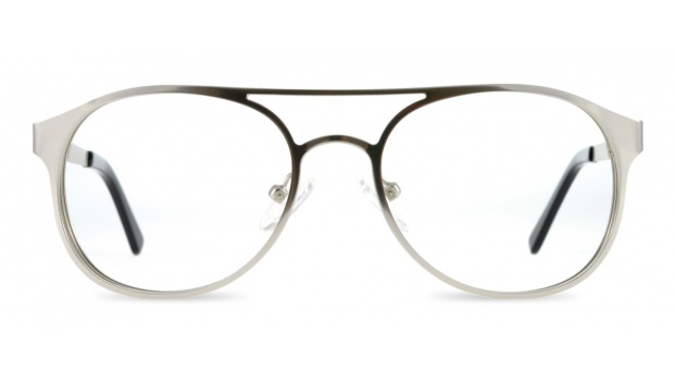 Silver Aviator Spectacle Frames