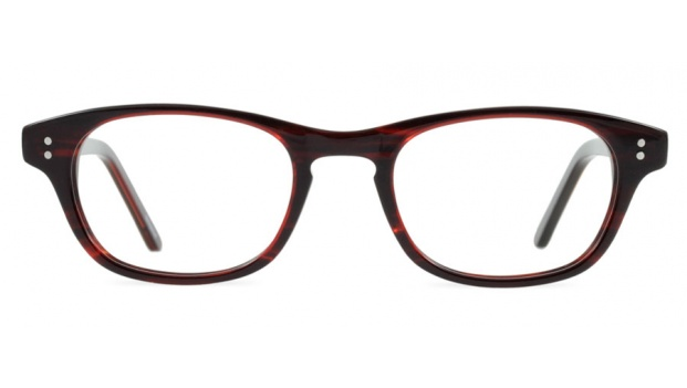 Burgundy Spectacle Frame