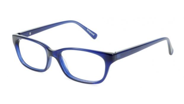 Blue Glasses Frames