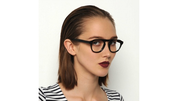 Cool Retro Plastic Aviator Frames