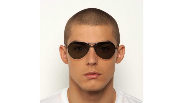 Polarized Prescription Aviator Sunglasses