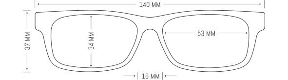 Wooden Prescription Glasses Frame