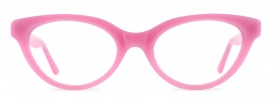 Pink Cat Eye Optical Glasses Frame