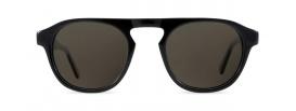 Round Plastic Aviator Sunglasses
