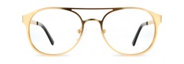 Gold Aviator Glasses Frames